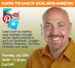 Author and Marketing Expert Doug Motel Leads Social Media Webinar
