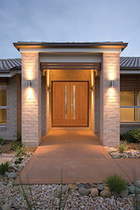Simpson® Artist Collection® Doors Bring Contemporary Design Aesthetic to Homes