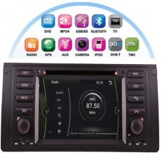 DVD GPS Navigation DVB-T for BMW M5 E39 (1995-2003) With IPOD RDS