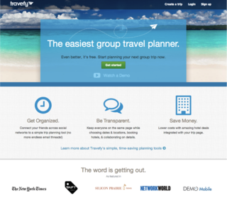 Travefy releases a new and improved group travel planner