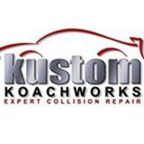 Kustom Koachworks has provided full service auto body collision repair and paint refinishing services for all makes and models since 1982.