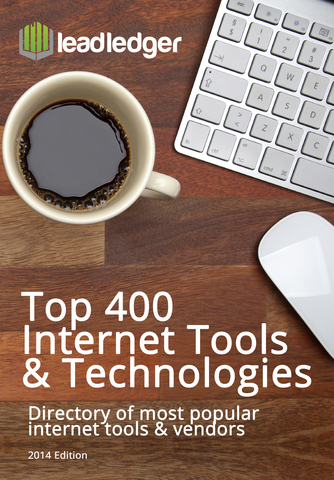 Top Internet Tools & Technologies Book Cover
