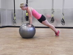 Excellent Core, Lower Body and Upper Body exercise that can be included in this workout!