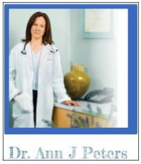 Dr. Ann J. Peters, anti-aging specialist