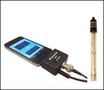 pH Meter for iPhone®, iPod® and iPad® Kit with pH/Ref/Temp Electrode