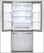 LG LFC20770ST 19.7 Cu.Ft. French Door Refrigerator 30 in Width, Stainless Steel