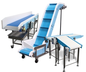 DynaClean Food Processing Conveyors on Display for First Time at Process Expo in Chicago