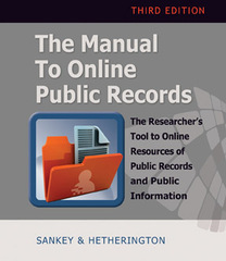 New Book Dispels the Myths of Searching Public Records Online