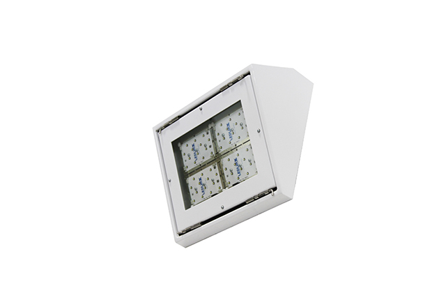 Outdoor Wall Pack - 75W with 5,384 lumens
