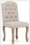 Zuo Noe Valley Dining Chair in Beige