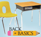 "School Furniture ""Back to Basics"" Program by Hertz Furniture Helps Schools Deal with Challenging Economic Time…"
