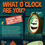 What O' Clock Are You? (Infographic Detail)