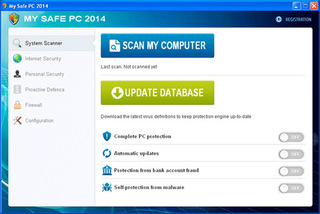 My Safe PC 2014 Proves its Ability to Scam PC Users and Fails to Provide Security