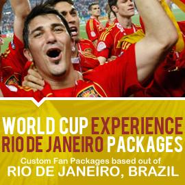 World Cup Experience - Rio de Janeiro Brazil