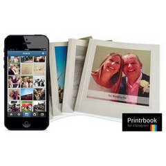Printrbook - the simplest way to create Instagram photo books