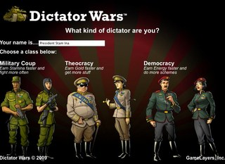 GameLayers Expands Social Gaming with Dictator Wars
