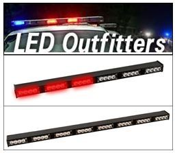 LED Outfitters Introduces New Dual Color LED Chameleon Sticks to Light Bar Line