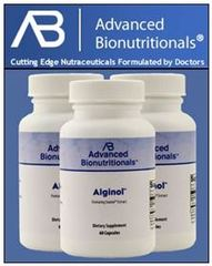 Alginol, New Bestseller Product, Introduced by Advanced Bionutritionals