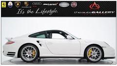 2011 Porsche 911 2dr Cpe S Turbo Coupe