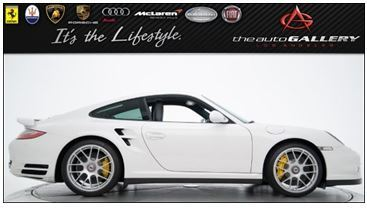 2011 Porsche 911 2dr Cpe S Turbo Coupe