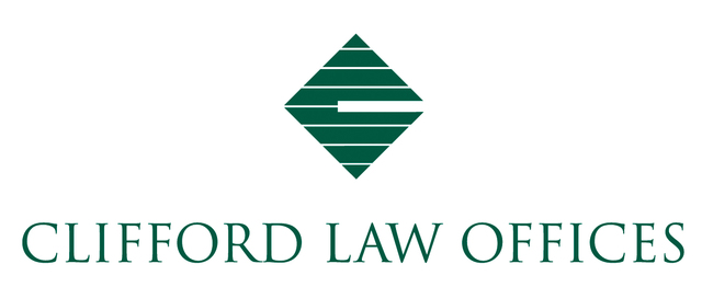 Clifford Law Offices Logo