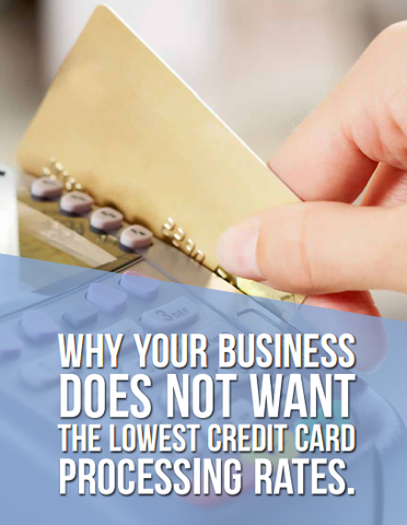 True Merchant White Paper on Credit Processing Rates