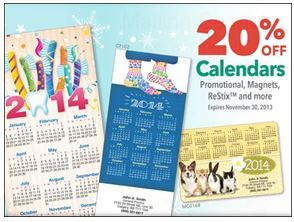 Sharper Cards Announces 20% OFF Sale on Personalized Calendars