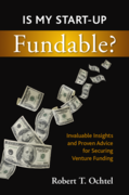 Is My Start-up Fundable - Book Cover - Front