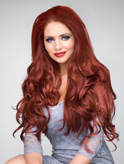 Amy Childs: Exclusive New Photo-shoot with Annabelle's Wigs