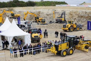 MachineryZone participates to the first edition of  the International Trade Fair Bauma Africa 2013 in Johannesburg