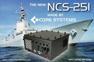 Core Systems to deliver the NCS-251 rugged computer to SPAWAR San Diego for the NAVSSI Block 4.2.2 Remote NCS program