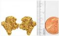 4.1 Dwt Natural Alaskan Gold Nugget