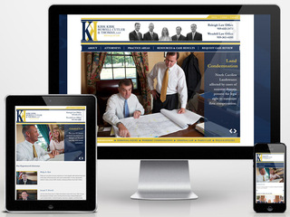 Raleigh Web Design Company Launches New Law Firm Website
