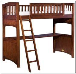3/3 Twin Loft Bed