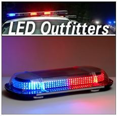 LED Outfitters Introduces Amber Plow and Escort lights