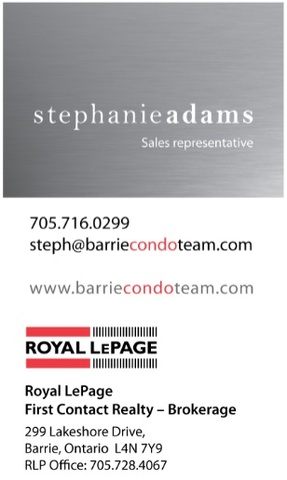 Barrie Condo Team - Royal LePage First Contact Realty