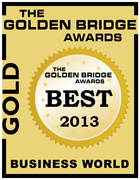 Golden Bridge Award Winner