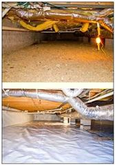 Mold & Moisture Solutions Introduces Crawl Space Encapsulation System