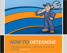 RSI White Paper on Choosing an HVACR School