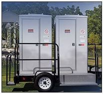 Now Providing Portable Restrooms for Special Events