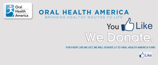 Life-Like Teeth Whitening Extends Awareness Campaign for Oralhealthamerica.org