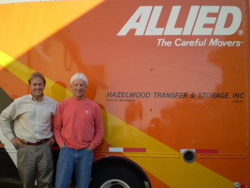 Santa Barbara Storage and Moving Company Hazelwood Allied