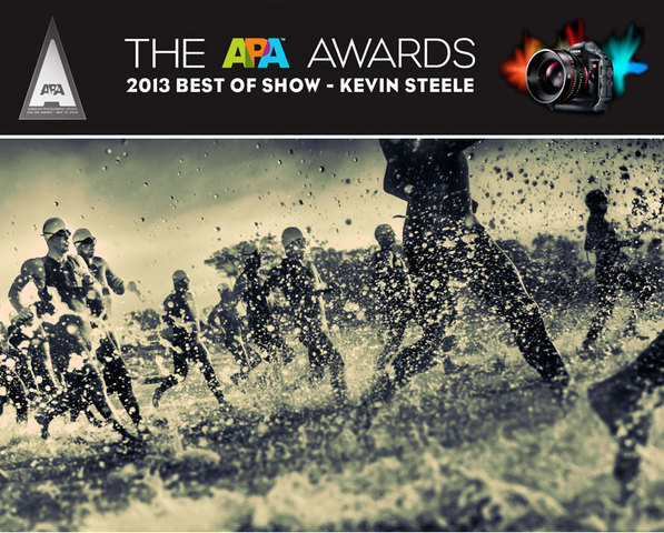 Kevin Steele, 2013 APA Awards Best of Show