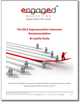 2013 Superannuation Consumer Recommendation & Loyalty Study
