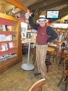 Author Jim Musgrave At Upstart Crow Bookshop, San Diego