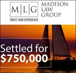 Madison Law Group Represents Boating Claims