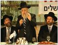 Chief Sephardic Rabbi Yitzchok Yosef speaking