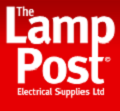Lamp Post Electrical Logo