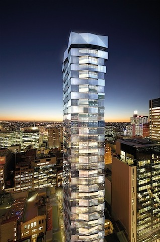 Fife Capital's York&George is the most progressed of new residential developments planned for Sydney's inner city.