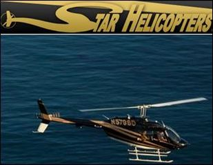 Star Helicopters Launches Air Taxi Services